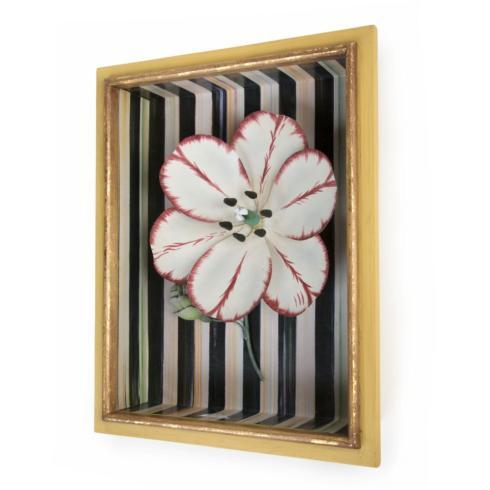 $145.00 Tulip Shadow Box - Red