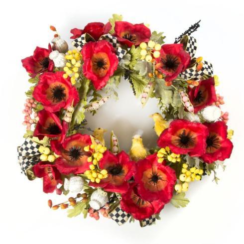 Poppy Wreath image