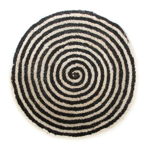 Spiral Swirl Jute collection with 2 products