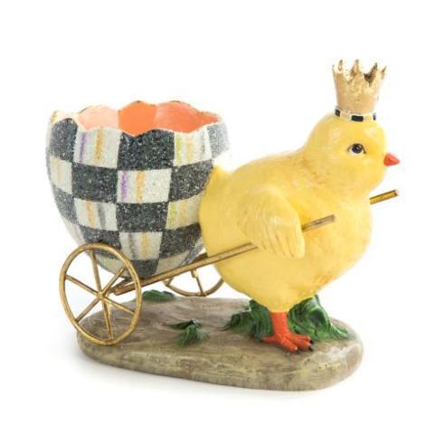 Chick With Cart image
