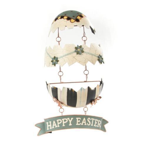 Cracked Egg Wall Hanging image