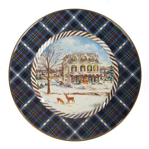 Dinner Plate collection with 1 products