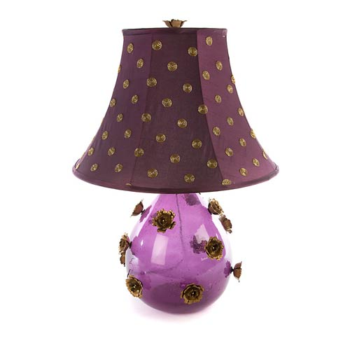 Amethyst Rose Lamp - Large collection with 1 products