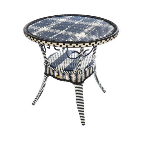$995.00 Boathouse Outdoor Cafe Table