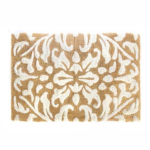 Bath Rug - Ochre collection with 1 products
