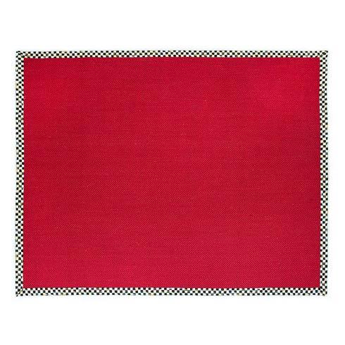 $895.00 Red Sisal Rug - 8\' X 10\'