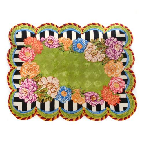 $1,995.00 Cutting Garden Rug - 8 Ft.  X 10 Ft.