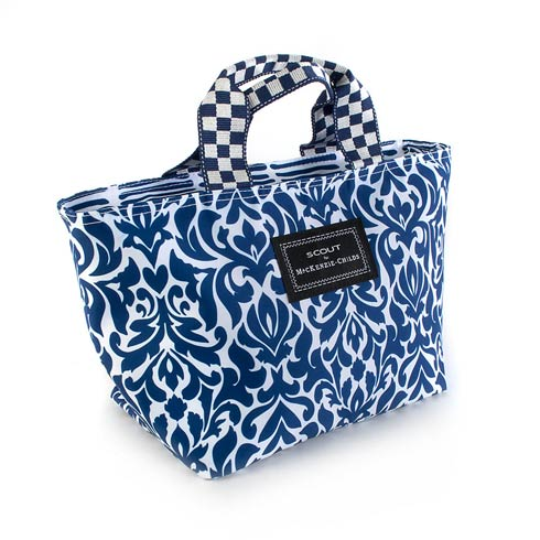 $35.00 The Out To Lunch Tote - Royal