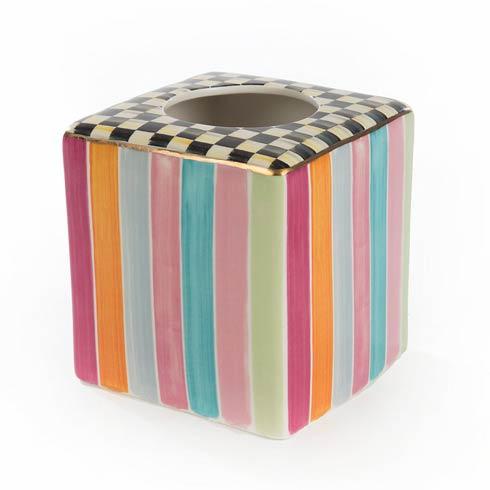 $85.00 Boutique Tissue Box Holder