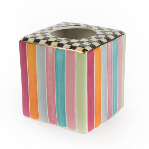 $75.00 Boutique Tissue Box Holder