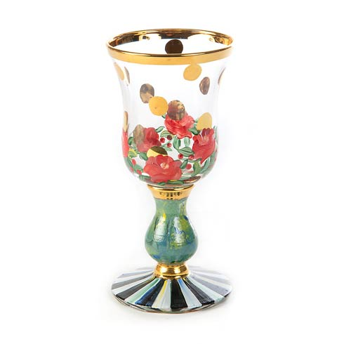 $72.00 Cordial Glass