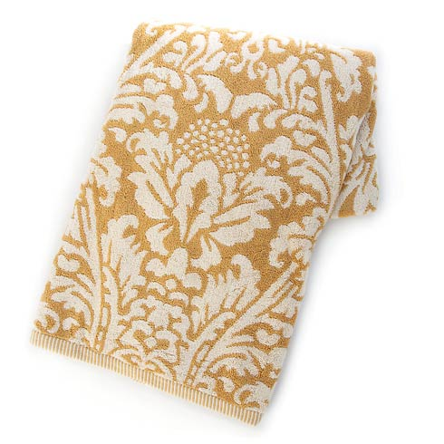 Bath Towel - Ochre collection with 1 products