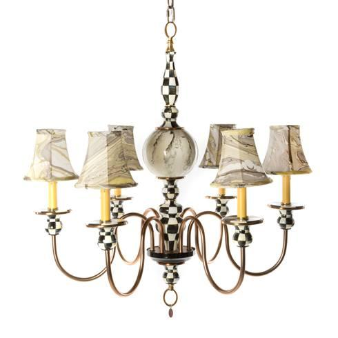 $1,595.00 Courtly Palazzo Chandelier