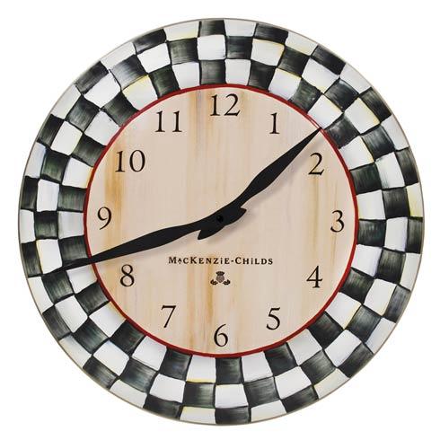 $78.00 Enamel Clock