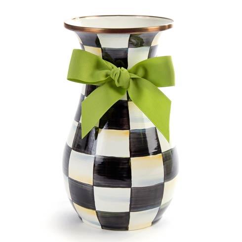 $100.00 Enamel Vase - Tall