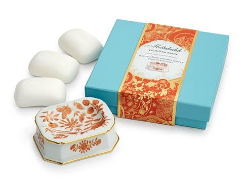 $110.00 Sacred Bird and Butterfly Gift Soap Set