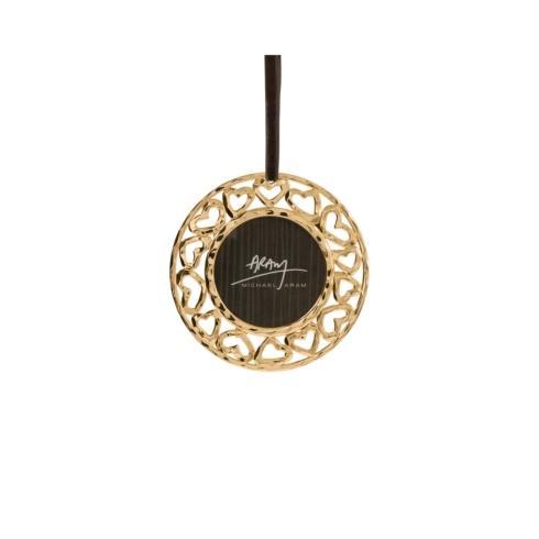 $65.00 Frame Ornament- Gold