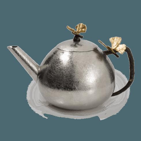 $300.00 Round Teapot