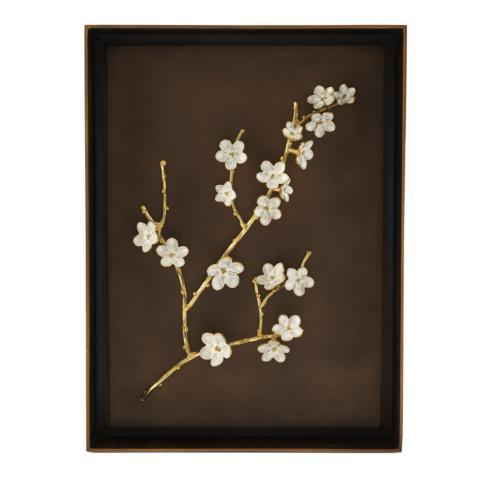 $395.00 Cherry Blossom Shadow Box