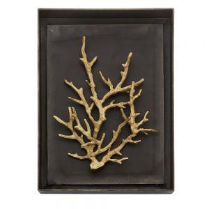 $395.00 OCEAN CORAL SHADOW BOX
