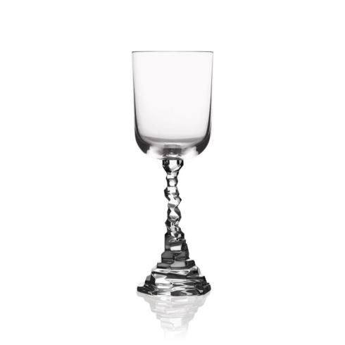 $75.00 Rock Wine Glass