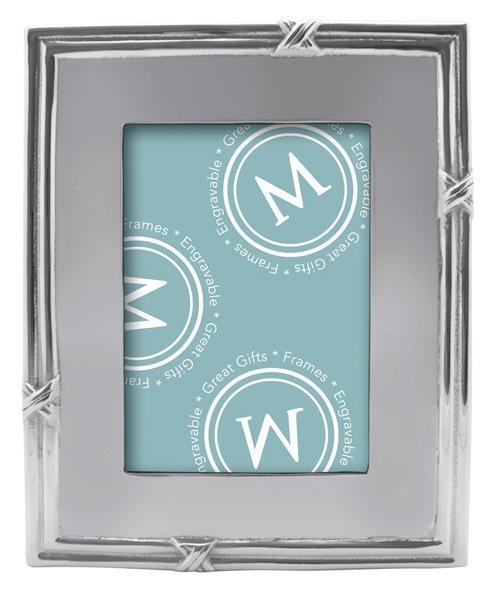 $84.00 Love Knot 5X7 Engravable Frame