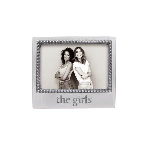 $49.00 THE GIRLS Beaded 4x6 Frame