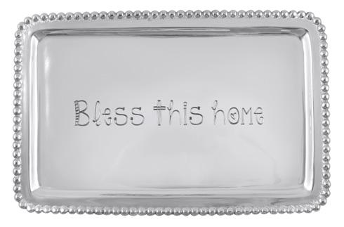 $37.80 Bless This Home Buffet Tray