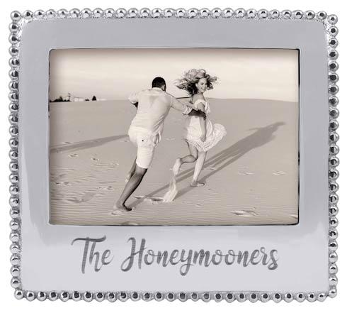 THE HONEYMOONERS Beaded 5x7  Statement Frame image