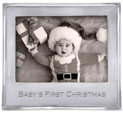 $69.00 BABY\'S FIRST CHRISTMAS Signature 5x7 Frame