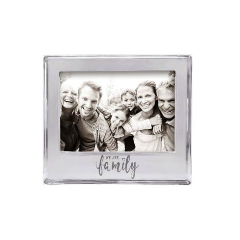 $69.00 WE ARE FAMILY 5x7 Frame