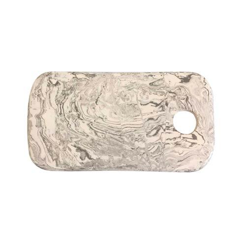 $110.00 Stone Marble Ceramic Cheese Board