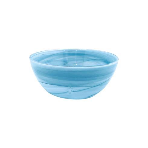 $16.00 Aqua Individual Bowl