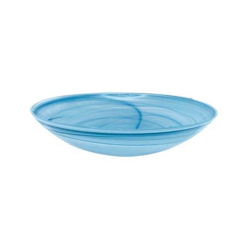 $59.00 Aqua Serving Bowl