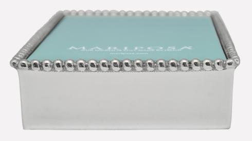 $54.00 Beaded Guest Towel Holder
