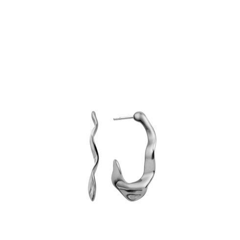 $100.00 Oceana Hoop Earrings