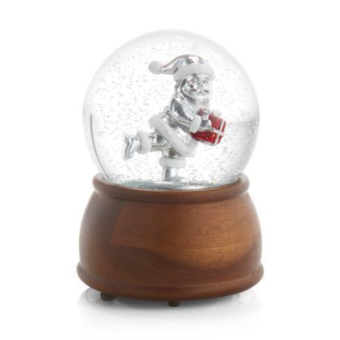 $60.00 Santa Snow Globe