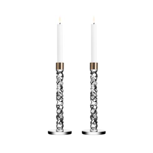 $275.00 Carat Candlesticks (large,brass)
