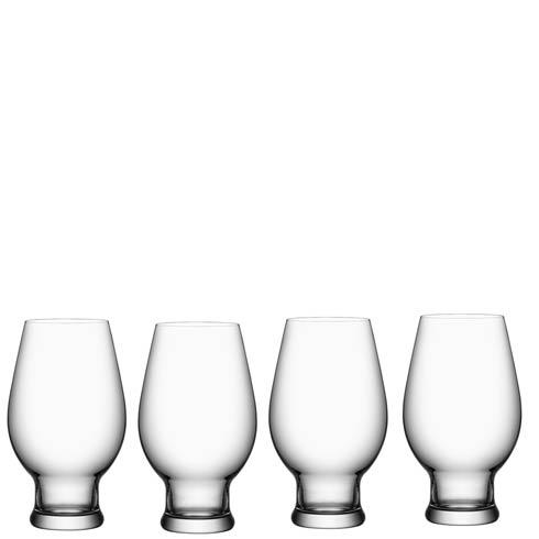 Orrefors  Beer IPA - Set Of 4 $55.00