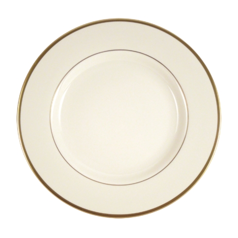 Signature Ivory China Body Gold With No Monogram Pattern collection with 28 products