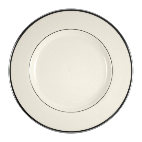 Signature Ivory China Body Platinum With No Monogram Pattern collection with 27 products