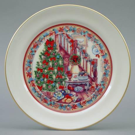 $14.40 Christmas Home Plate