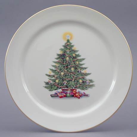 $19.55 Christmas Tree Plate