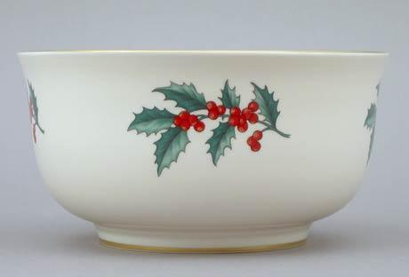 $55.00 Holly Medium Round Bowl