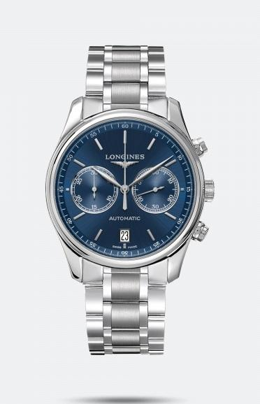 $2,850.00 Gts MASTER COLLECTION 40mm Blue Dial Automatic