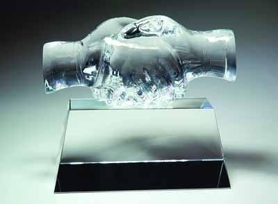$285.00 Friendship award