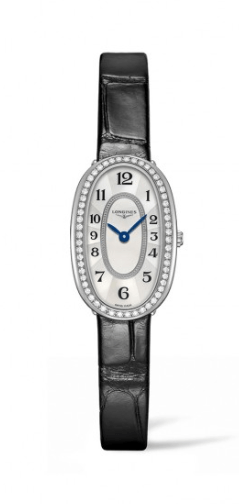 $2,590.00 Lds SYMPHONETTE 18mm Mother of Pearl Diamond Dial/Bezel