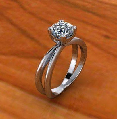 $1,000.00 engagement ring
