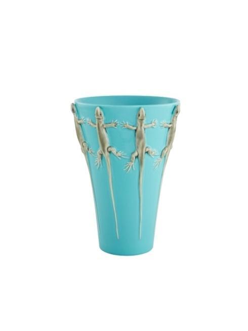 $292.00 Vase With Lizard