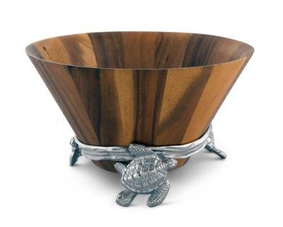 $120.00 Salad Bowl Turtle